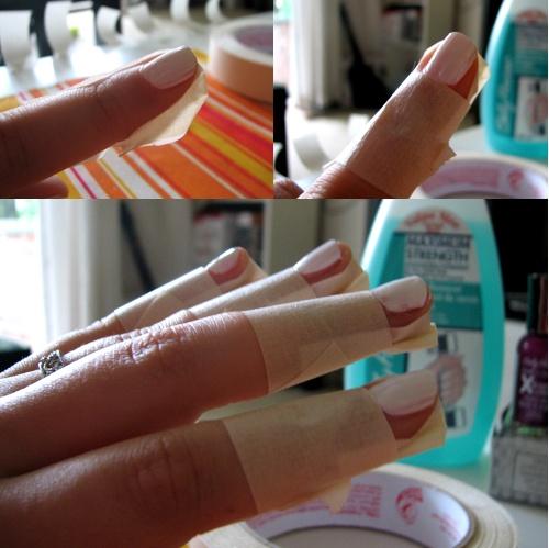 Marble Nail Polish Instructions: Water Marbling Nail Polish Tutorial
